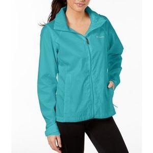 Columbia Switchback Waterproof Rain Jacket